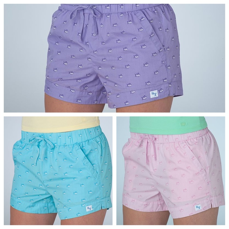 Southern Tide ladies lounge shorts