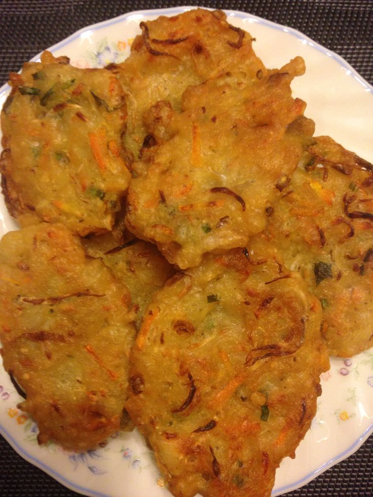 Bakwan goreng #homemade