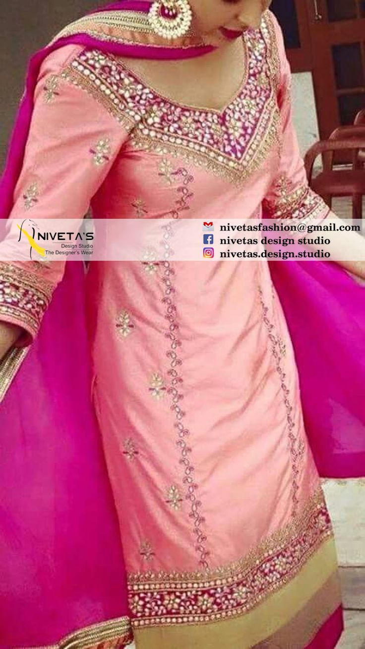 Punjabi Suitwhatsapp +917696747289 nivetasfashion@gmail.compunjabi suit -  punjabi suits - suits- chooridar suit - Punjabi suitPatiala Suit - patiala salwar suits - punjabi salwar suit @nivetas Haute spot for Indian Outfits. Indian fashion meets bespoke Indian couture.  We now ship world wide