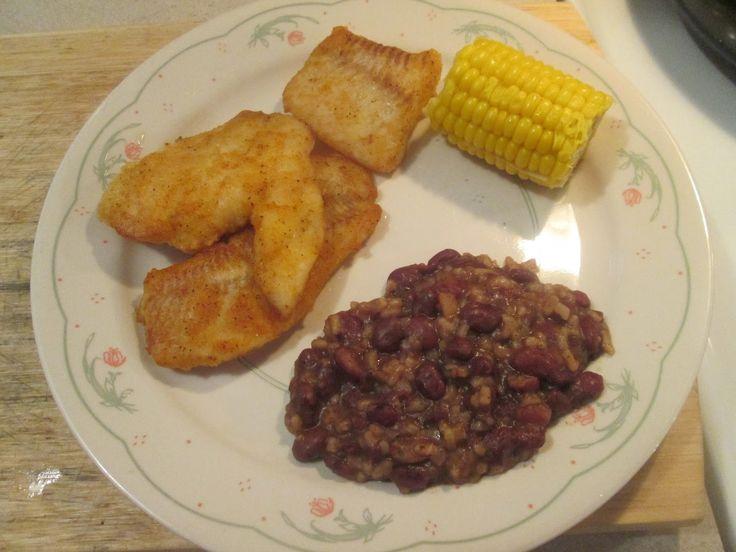 Duck Dynasty Recipe: Mustard Fried Crappie