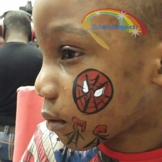 Cute spiderman design