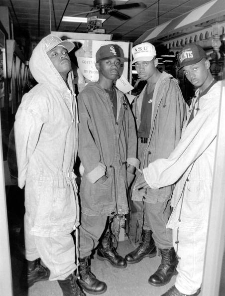 Jodeci in '92