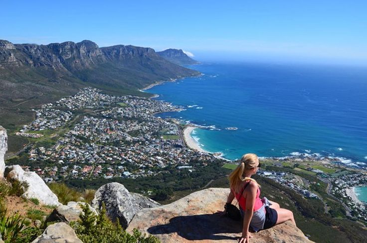 Who wants to come to Cape Town? This place is just magical!