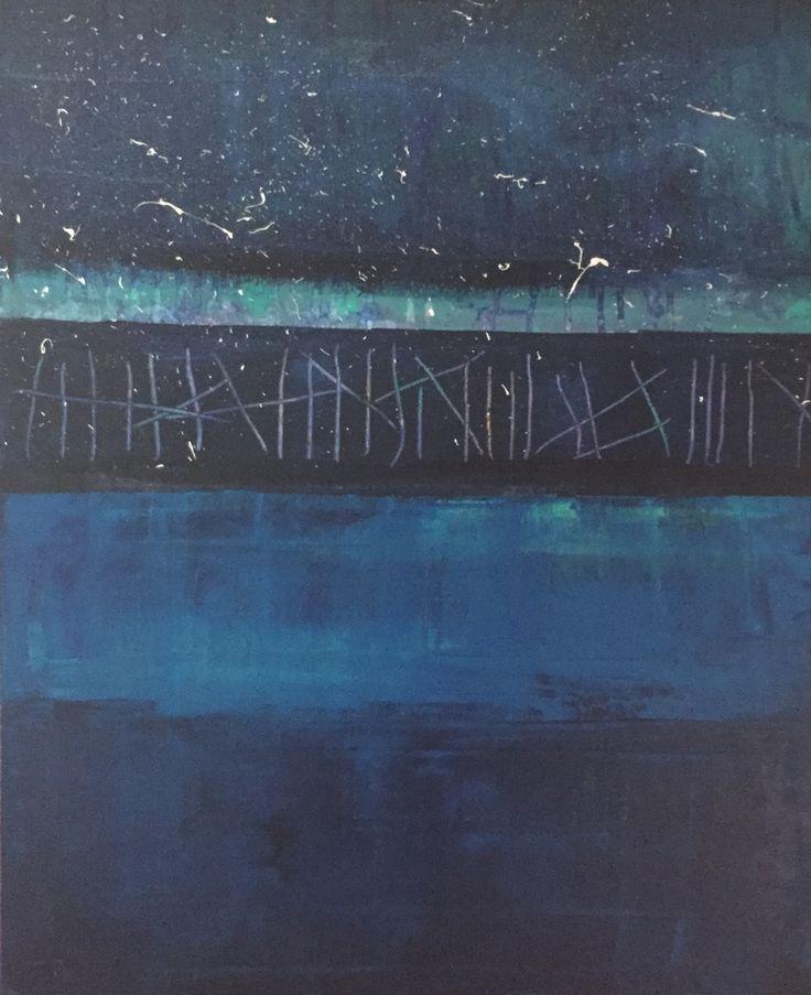 Akryl canvas 50x70cm