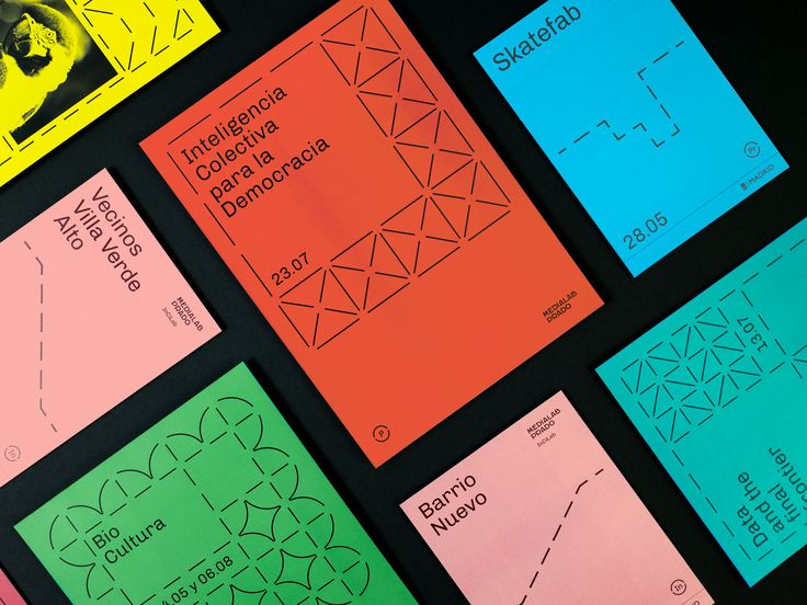 """Check out this @Behance project: """"Medialab Prado"""" https://www.behance.net/gallery/50727421/Medialab-Prado"""