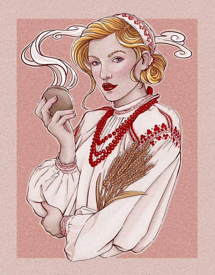 #slavicbeauty #slava #slowianka #rodzimowierstwo #beauty #fashion #folk