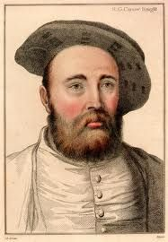 "George Wyatt (1550-1625) His father was Sir Thomas Wyatt, the younger, executed in 1554 for his part in the Wyatt plot to put Elizabeth I on the throne. In 1571, Elizabeth restored the family in blood and arms and he married a wealthy heiress, Jane Finch in 1582. He wrote the ""Life of Anne Boleyn"" an exaggerated account of her virtues, no doubt to please Elizabeth I. The book becomes the source for Protestant histories which further exaggerate Anne's place in the Protestant pantheon."