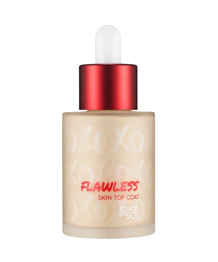 Touch In Sol Flawless Skin Top Coat 35ml https://www.glamourflare.com Korean beauty products on sale uk europe