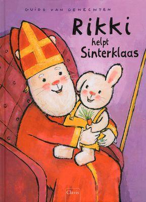 Als Rikki met zijn moeder #Sinterklaas bezoekt in de speelgoedwinkel, horen ze dat het paard van Sint ziek is geworden. Rikki bedenkt iets waarvan het paard vast zal opknappen. Prentenboek met paginagrote schilderingen in warme kleuren. Vanaf ca. 4 jaar.