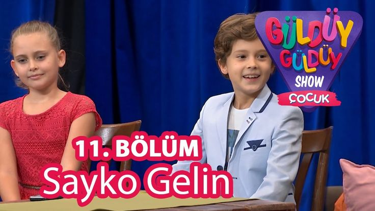 ✿ ❤ Perihan ❤ ✿ KOMEDİ :) Güldüy Güldüy Show Çocuk 11. Bölüm,   Sayko Gelin Adayı :))