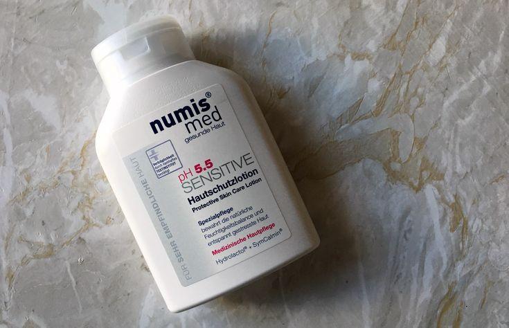 | NUMIS MED: H εντατική φροντίδα για το υπερβολικά ευαίσθητο δέρμα | #Hx2com