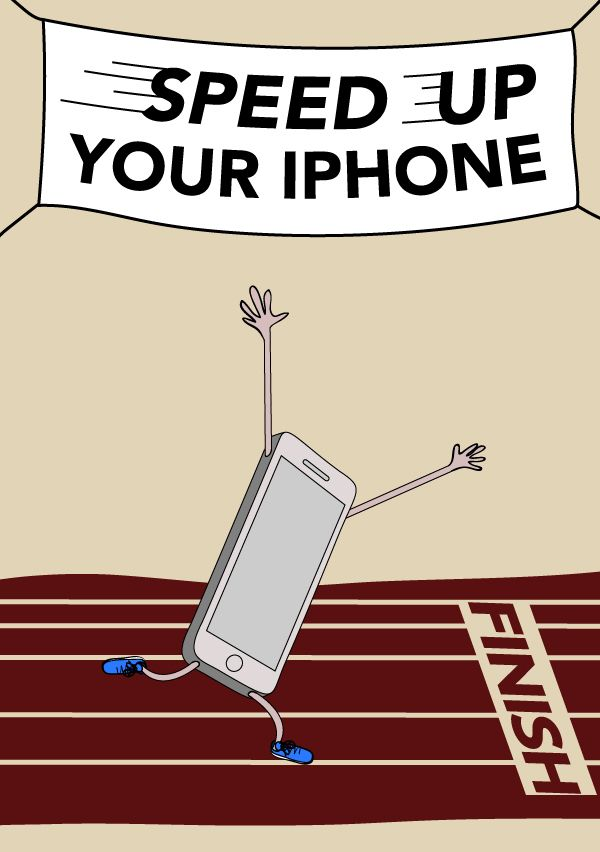 No need to buy a new iPhone to get a faster device! Follow these tips and thank us later.