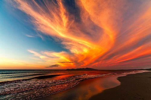 Swirling Sky - Happy New Year Everyone - EXPLORED