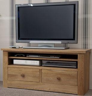 Homestyle GB Torino Oak Plasma Unit - Small