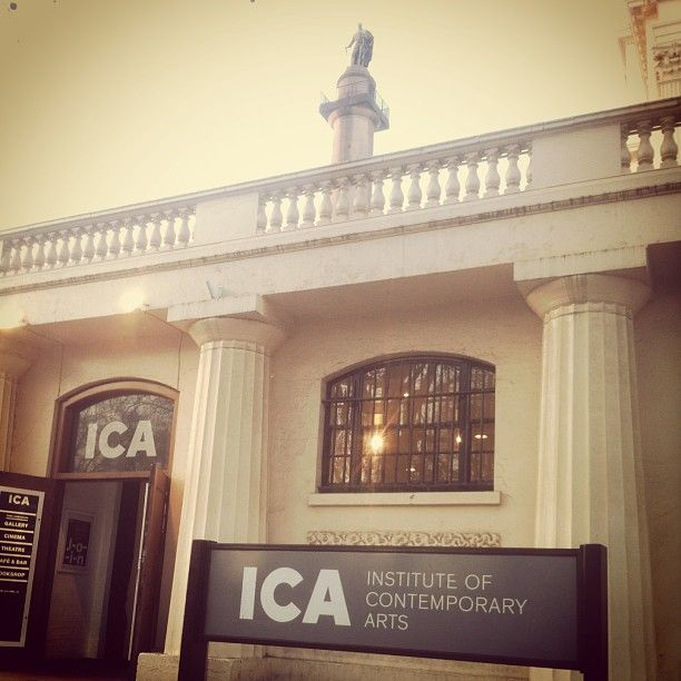 Institute of Contemporary Arts in London, Greater London
