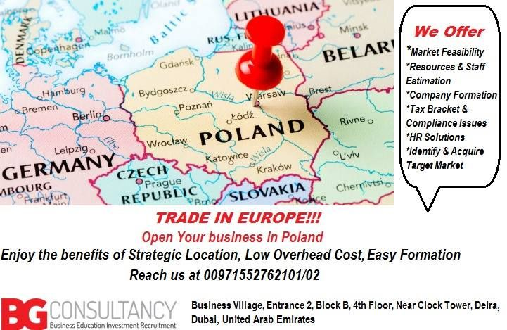 HERE'S AN INSIDE LOOK AT THE LATEST SET UP #COMPANY IN #EUROPE : BG Consultancy :) https://www.bgconsultancy.eu/business-consultancy.html