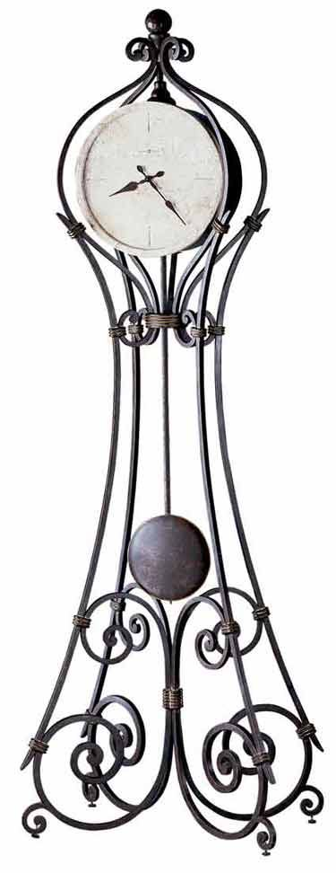 grandfather clock hands. u003cpu003e the vercelli floor clocks are beautifully designed iron work creating foundation for grandfather clock hands d