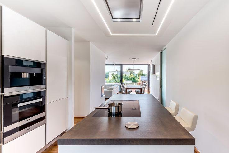 Moderní dnes, nadčasová navždy / Modern today, timeless forever / #kuchyně #kitchen #home #interior #design #inspiration