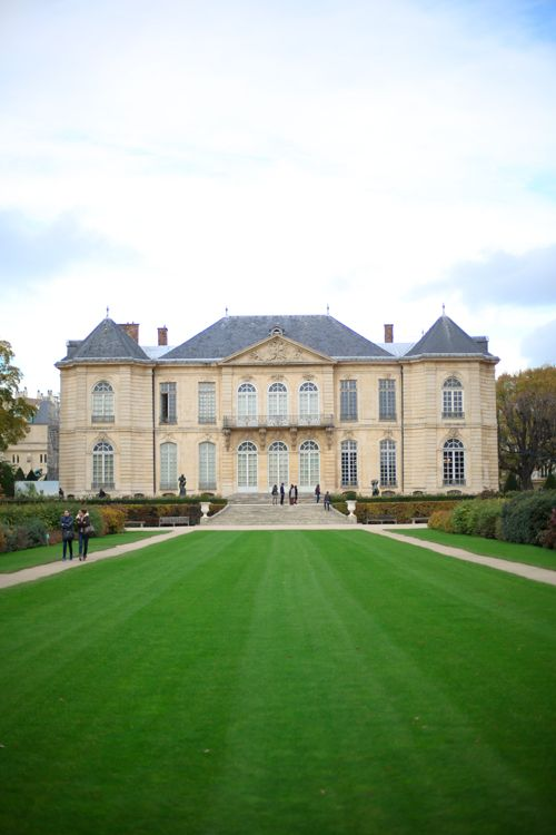 My Favorite Museums in Paris: Rodin Museum