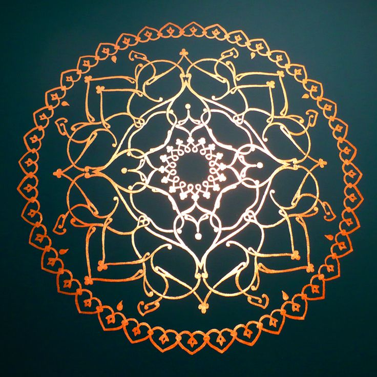 All sizes | Mandala - wall decoration | Flickr - Photo Sharing!