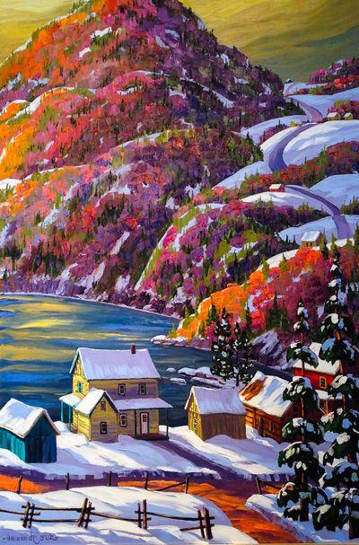 Peintre Horik Vladimir | GALERIE D'ART DOUCE PASSION