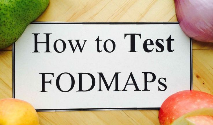 Low Fodmap Diet Fructose Malabsorption Food Shopping Guide