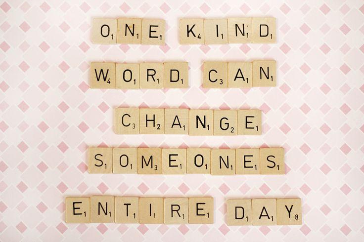 Een beetje meer vriendelijkheid