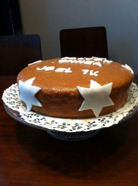 #leivojakoristele #mitäikinäleivotkin #täytekakku Kiitos Laura
