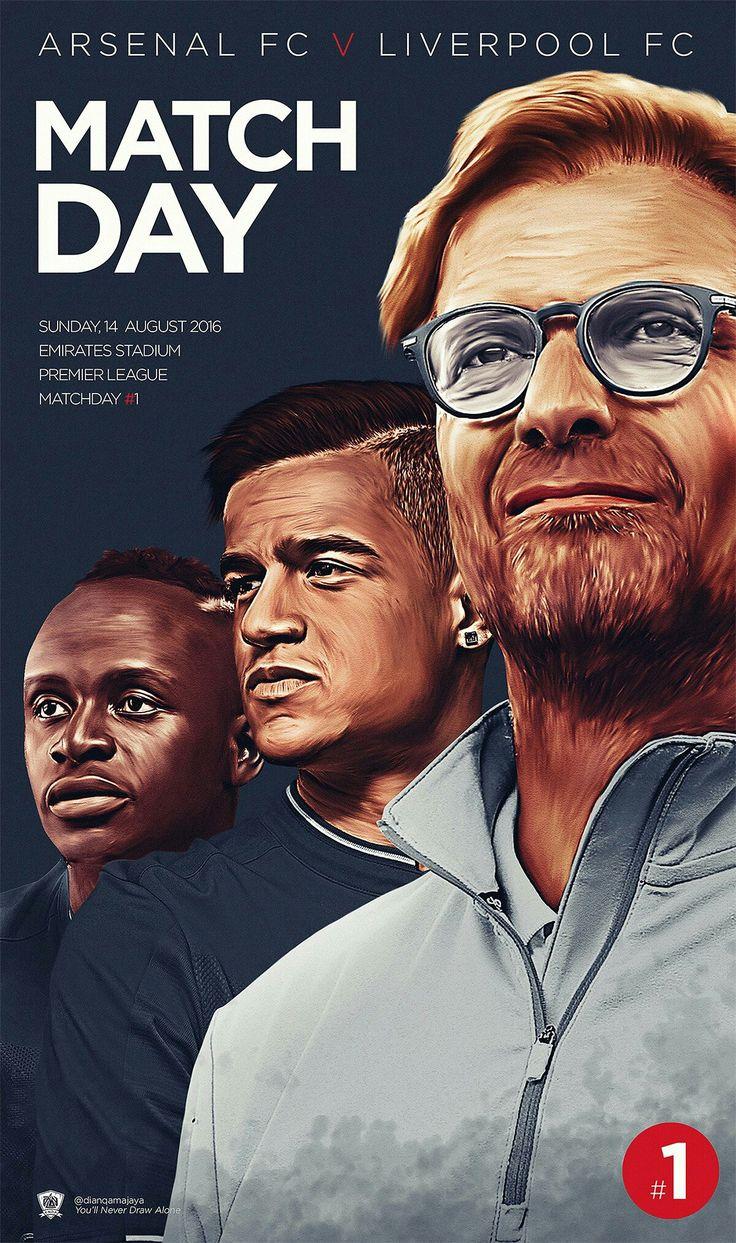 Matchday#1 Arsenal VS Liverpool