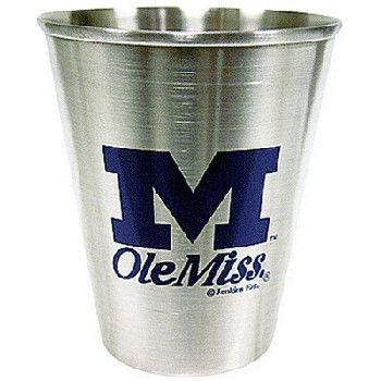 University Of Mississippi 'Ol Miss Shotglass (Ss) Case Pack 48