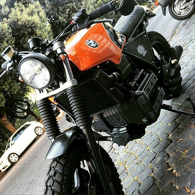 17 Best Images About BMW K100 Project Ideas On Pinterest