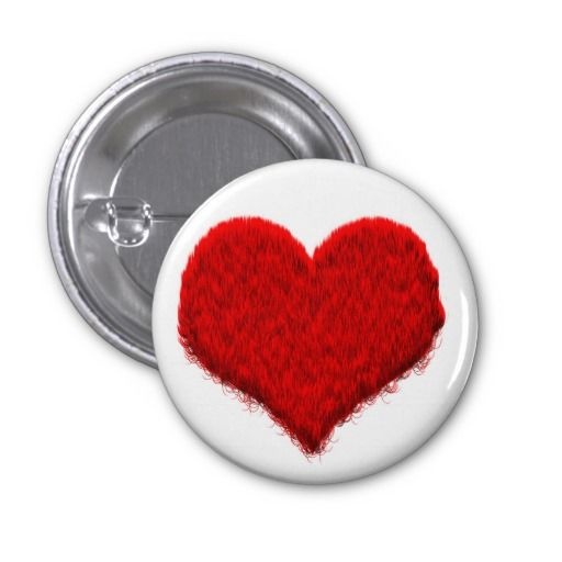 Flauschiges Herz
