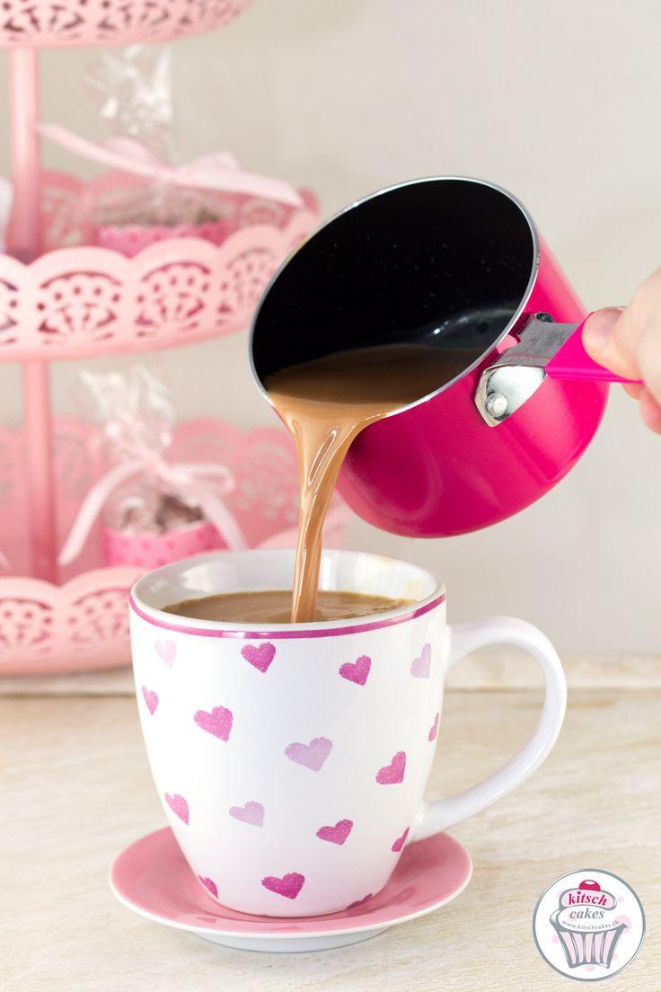 Caramel Hot Chocolate recipe
