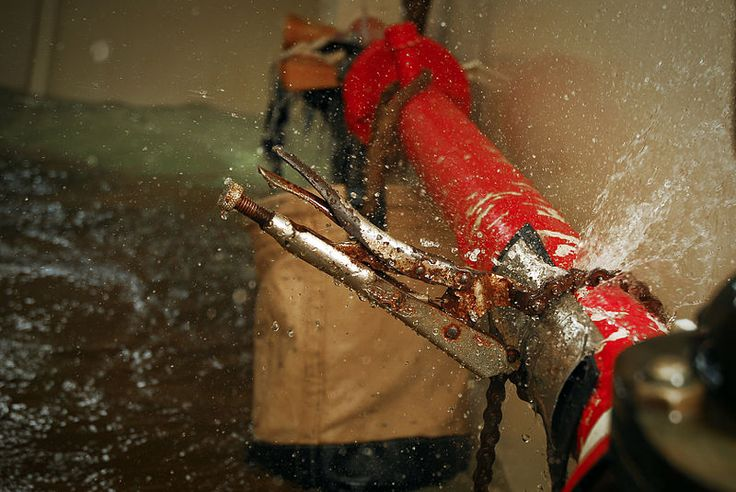 burst pipes being fixed by ATLG Plumber Adelaide