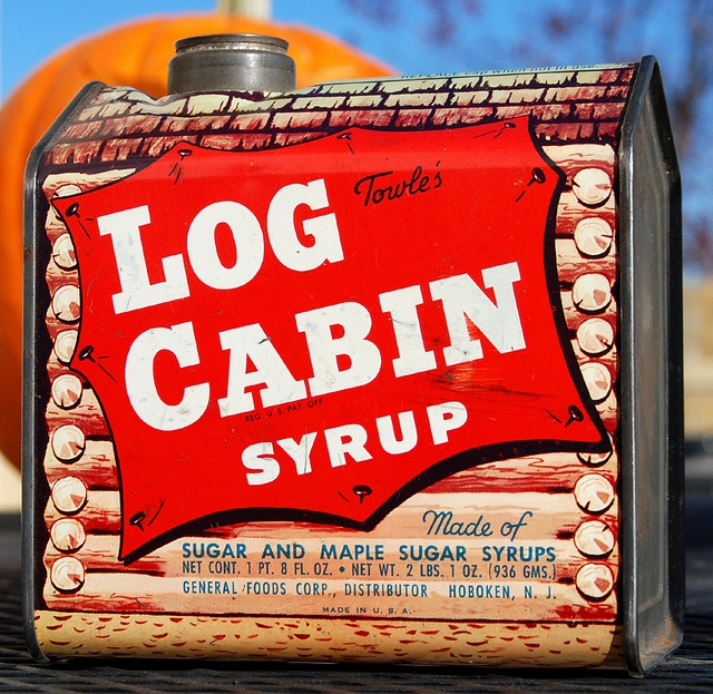 Towle S Log Cabin Syrup 1950 S Childhood Memories Childhood Days Thanks For The Memories