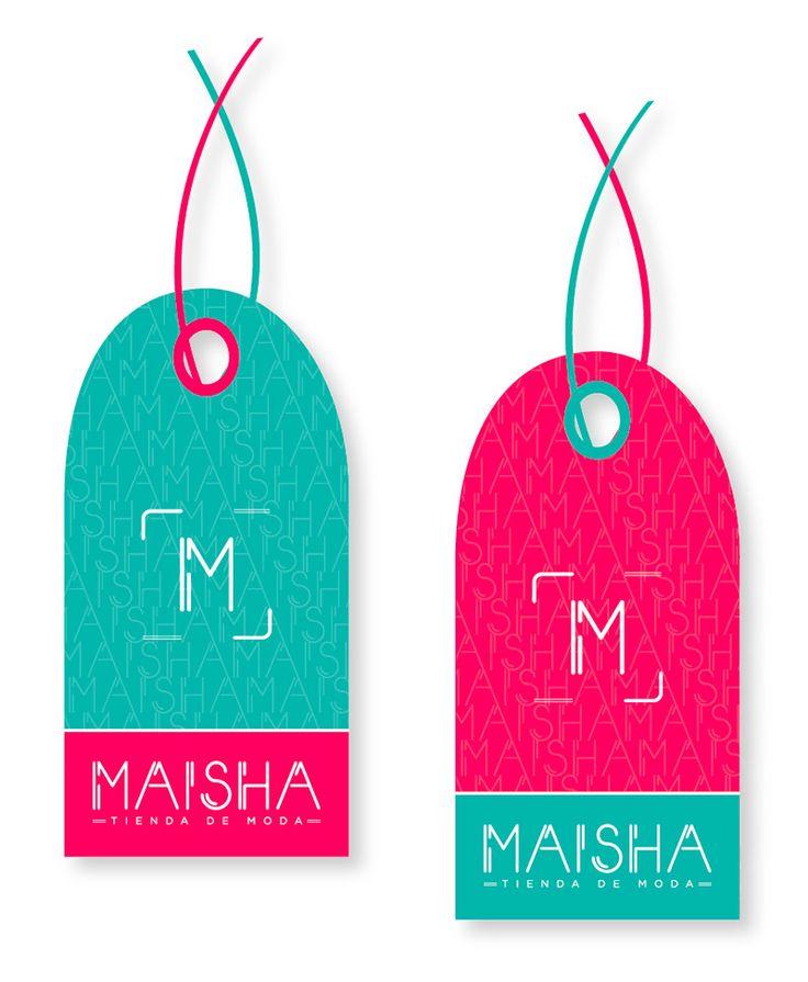 Maisha = Branding = Etiquetas ropa
