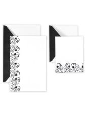 Black U0026 White Ornate Printable Wedding Invitations Kit   Party City Pretty,  And Could Embellish