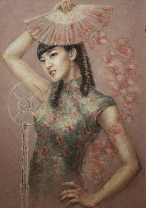 1000+ images about Artist Xu Fang (Chinese) on Pinterest ... Fang Hua Xu Du