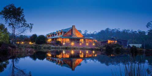 Cradle Mountain Lodge, Honeymoon In Tasmania