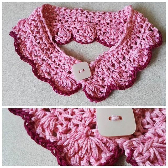 #sunday #dzierganie #kołnierzyk podejście drugie #cute  #collar #crochetcollar #crochet #crocheting #szydełko #szydełkowanie #wip #handmadeinpoland #handmade #polskierekodzielo #rekodzieło #craftart #craft #pink  #passion #dontgiveup #byhand #recznarobota #yarn #yarnporn #yarnart #i_love_rekodzielo #handmadefashion #karolahandmade #cutething