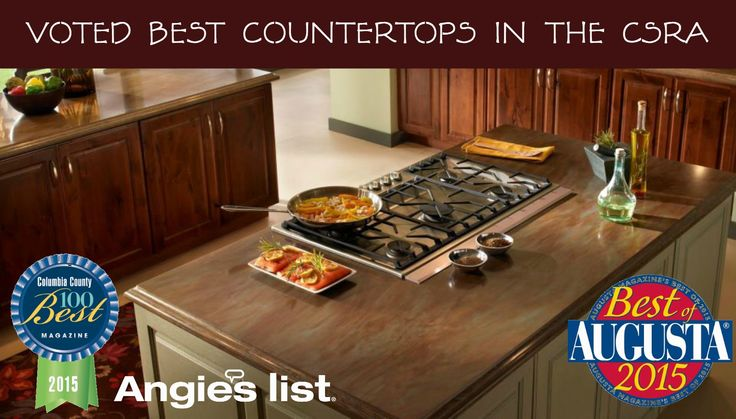 Visit Our Beautiful Showroom In Augsuta, GA To See Why Our Countertops And  Walk