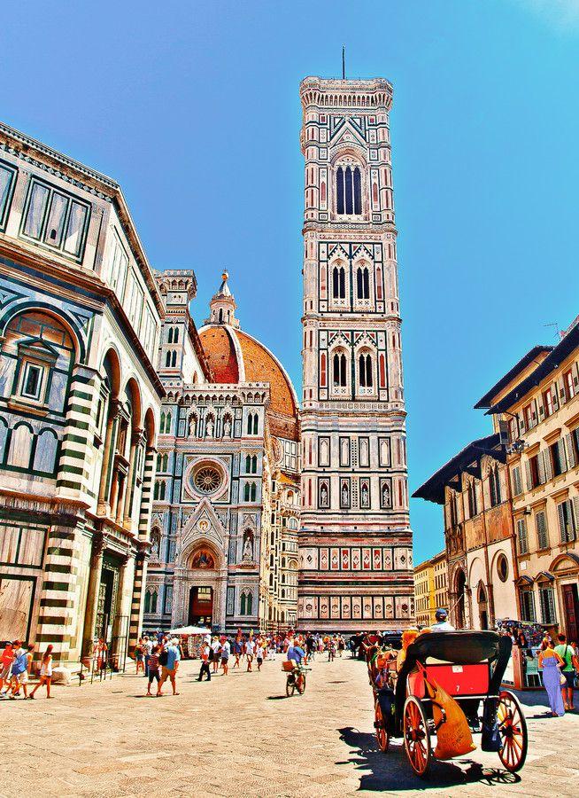 'Florence' Italy by Dmitry Samsonov