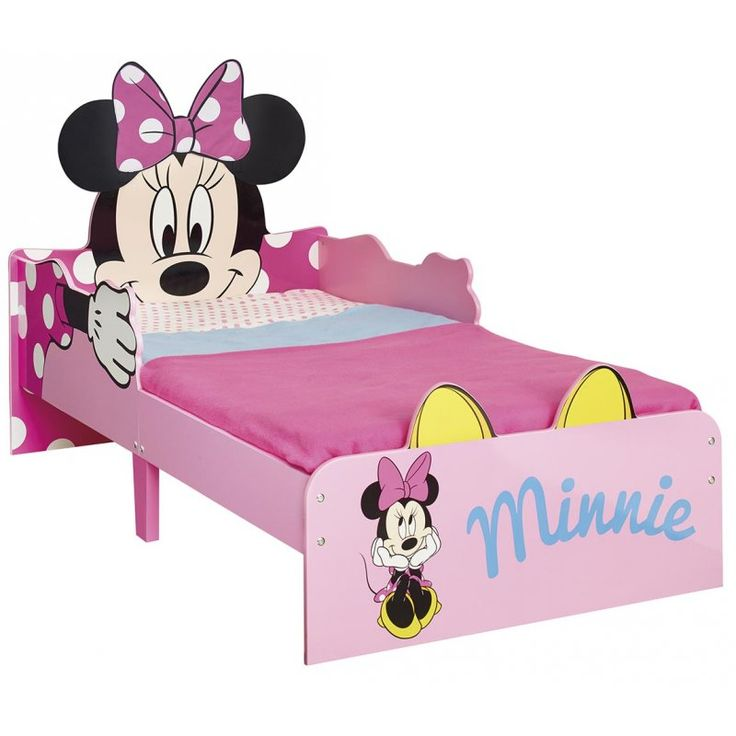 Cama Infantil Minnie Mouse Disney ECO - 140 x 70 cm