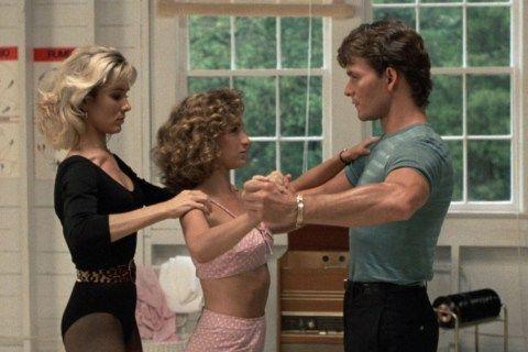 Richard+Marx+And+Cynthia+Rhodes   Cynthia Rhodes's Acting/Dancing Career   10 Legacies of Flashdance ...