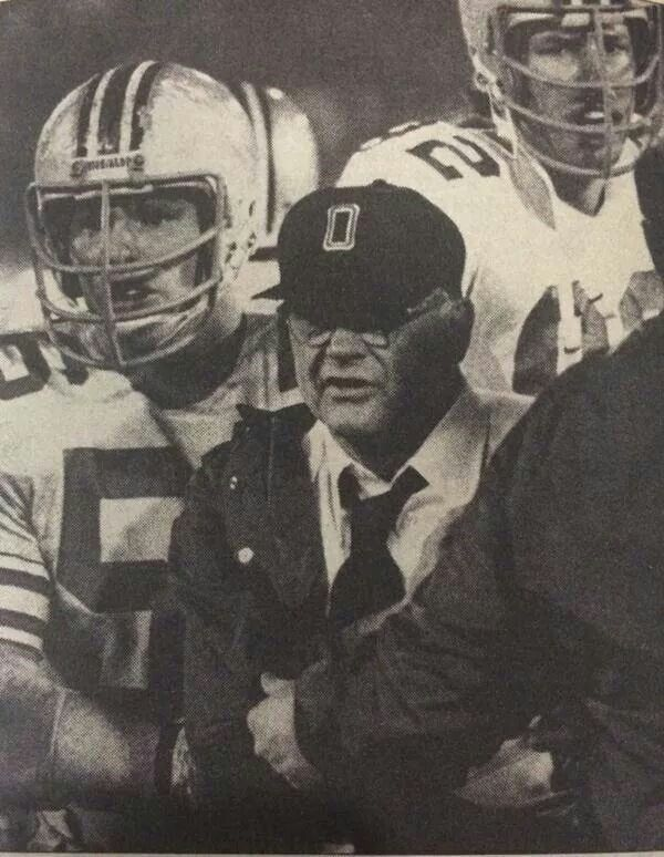 The Legend ... Woody Hayes ... The Ohio State Football