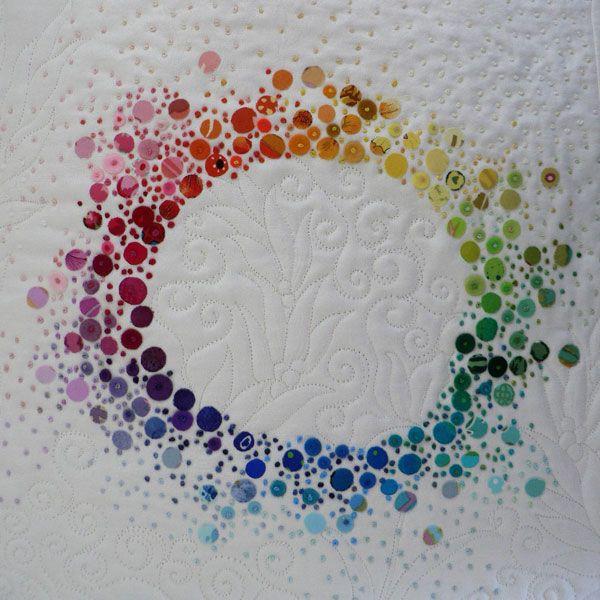 17 Best Ideas About Rainbow Quilt On Pinterest Scrap