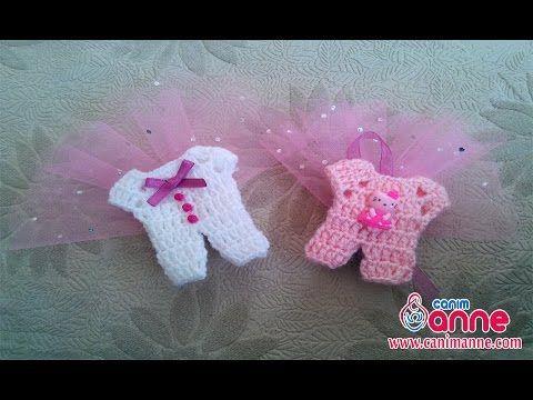 Bebek Şekeri Yapımı Kız Bebekler için - YouTube