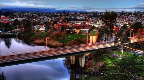 Home town, Launceston - Tasmania