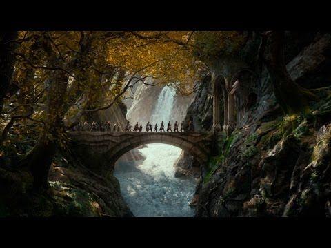 "New ""Hobbit: Desolation Of Smaug"" Trailer Is Epic Tolkien Joy"