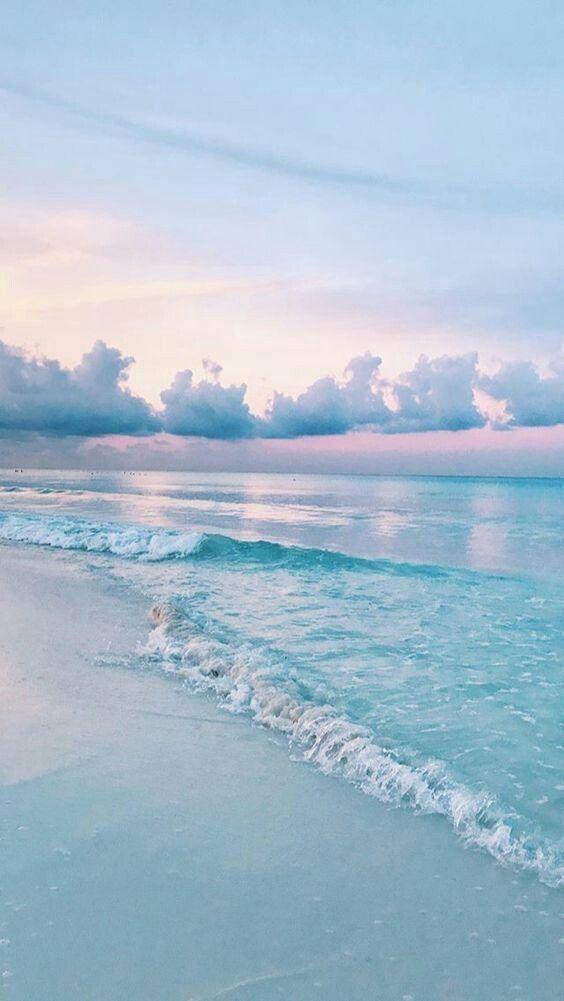 Rosa blaue Ozeantapete des Sommers – #blaue #Des #…